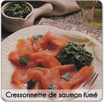 recette de cresson de fontaine d'agen en aquitaine
